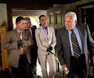 Major Crimes Review: The Third Option