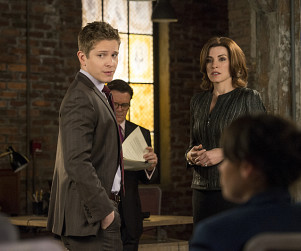 The Good Wife Review: Will Manipulation