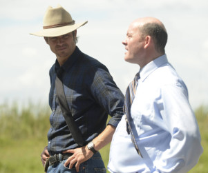 Justified Season Premiere Pics: Evil in the Everglades