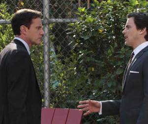 White Collar Winter Finale Review: No Way Out?
