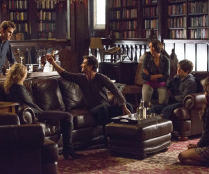 The Vampire Diaries Review: Tricks of the Traveler