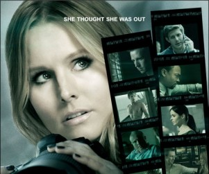 Veronica Mars Movie Poster: She Thought She Was Out...