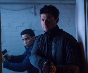 Almost Human Review: Mr. Friendly