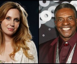 Anne Dudek and Keith David: Bound for Grimm!