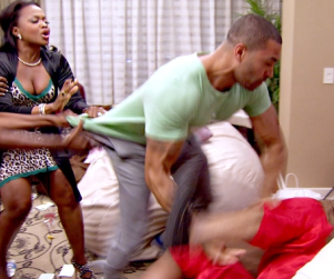 The Real Housewives of Atlanta Review: Pillow Party Brawl