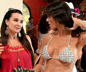 The Real Housewives of Beverly Hills Review: One Crazy Witch
