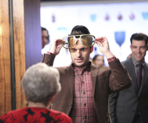 New Girl Review: Night Lunch