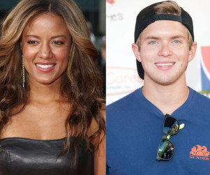 Heather Hemmens and Chris Brochu Cast on The Vampire Diaries As...