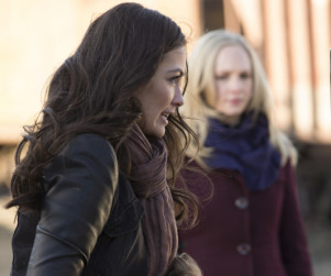The Vampire Diaries Sneak Pics: Who is Luke?