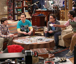 The Big Bang Theory Photos: Let the Insults Fly!