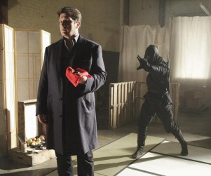 Castle Photo Gallery: Ninjas?!?
