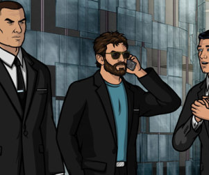 Archer: Watch Season 5 Episode 6 Online