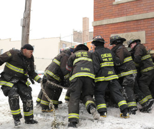 Chicago Fire Review: Learning to Cope