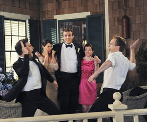 How I Met Your Mother Round Table: Series Finale
