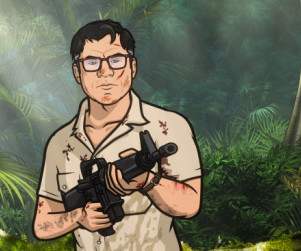 Archer: Watch Season 5 Episode 8 Online
