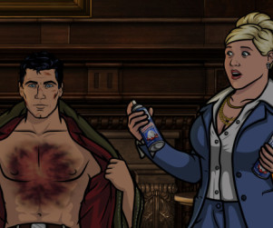 Archer Review: Story Time at Tunt Mansion