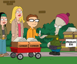 American Dad: Watch Season 10 Episode 15 Online