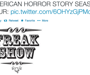 American Horror Story Season 4 To Be Titled...