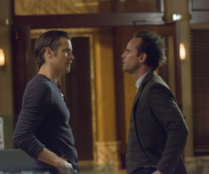 Justified Review: Going For the Jugular