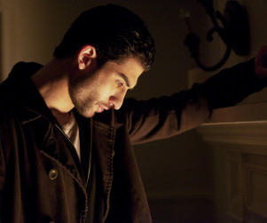 The Vampire Diaries First Look: Meeting Markos