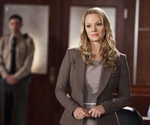 Drop Dead Diva Review: Scent of a Woman