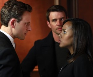 Scandal Season Finale First Look: Saving the White House