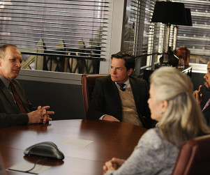 Michael J. Fox Returns to The Good Wife: First Look!