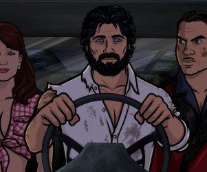 Archer Review: It's Archer Time