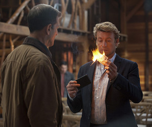 The Mentalist Photo Gallery: Money, Men & Murder