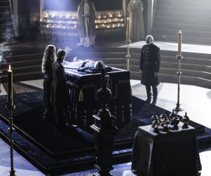 George R.R. Martin Addresses Game of Thrones Rape Scene