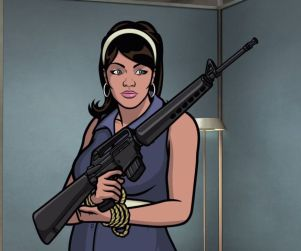 Archer: Watch Season 5 Episode 13 Online