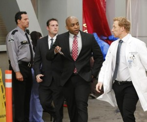 Grey's Anatomy Season Finale First Look: Terrorism & Tears
