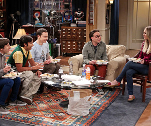 The Big Bang Theory: Watch Season 7 Episode 22 Online
