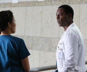 TV Ratings Report: Burke Boosts Grey's Anatomy