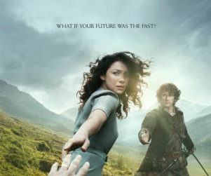 Outlander: Premiere Date Announced, Poster Released