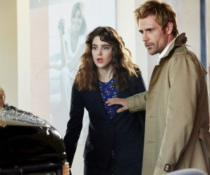 Lucy Griffiths Exits Constantine