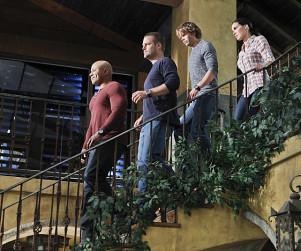 NCIS Los Angeles Season Finale: Submerged