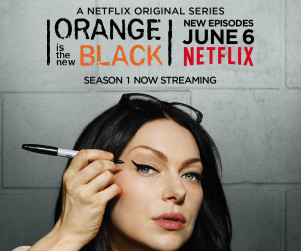 Orange is the New Black Character Posters: Squat, Coif, Screw