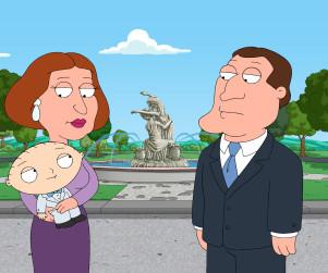 Family Guy: Watch Season 12 Episode 21 Online
