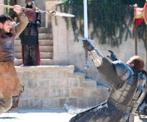 Game of Thrones Picture Preview: The Mountain vs. The Viper