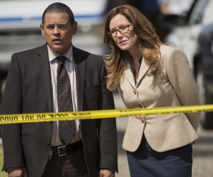 Major Crimes Review: Sometimes They Change