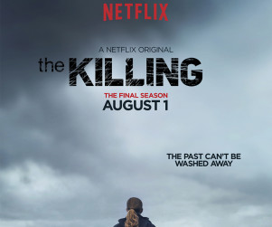 The Killing Season 4 Poster: Can You Wash Away the Past?