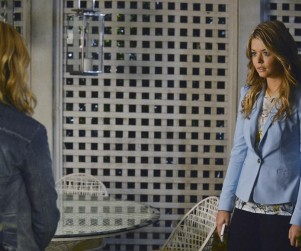 Pretty Little Liars Picture Preview: Why So Blue?