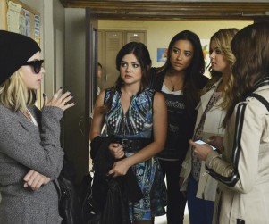 Pretty Little Liars Review: Old Habits Die Hard