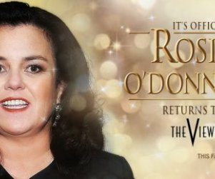 Rosie O'Donnell: Headed back to The View!