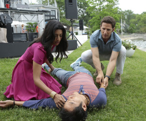 Royal Pains Review: How to Have It All