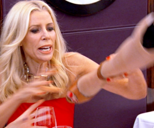 The Real Housewives of New York City Review: Leg-endary Finale