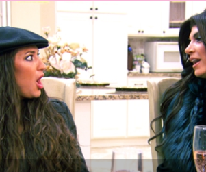The Real Housewives of New Jersey: He Slept With Her Mom!?!