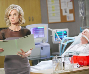 Days of Our Lives Photo Gallery: Kristen Visits John