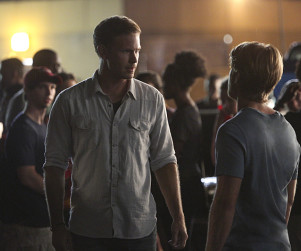The Vampire Diaries Premiere Pictures: All About Alaric